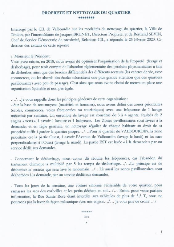Bulletin avant ag 3
